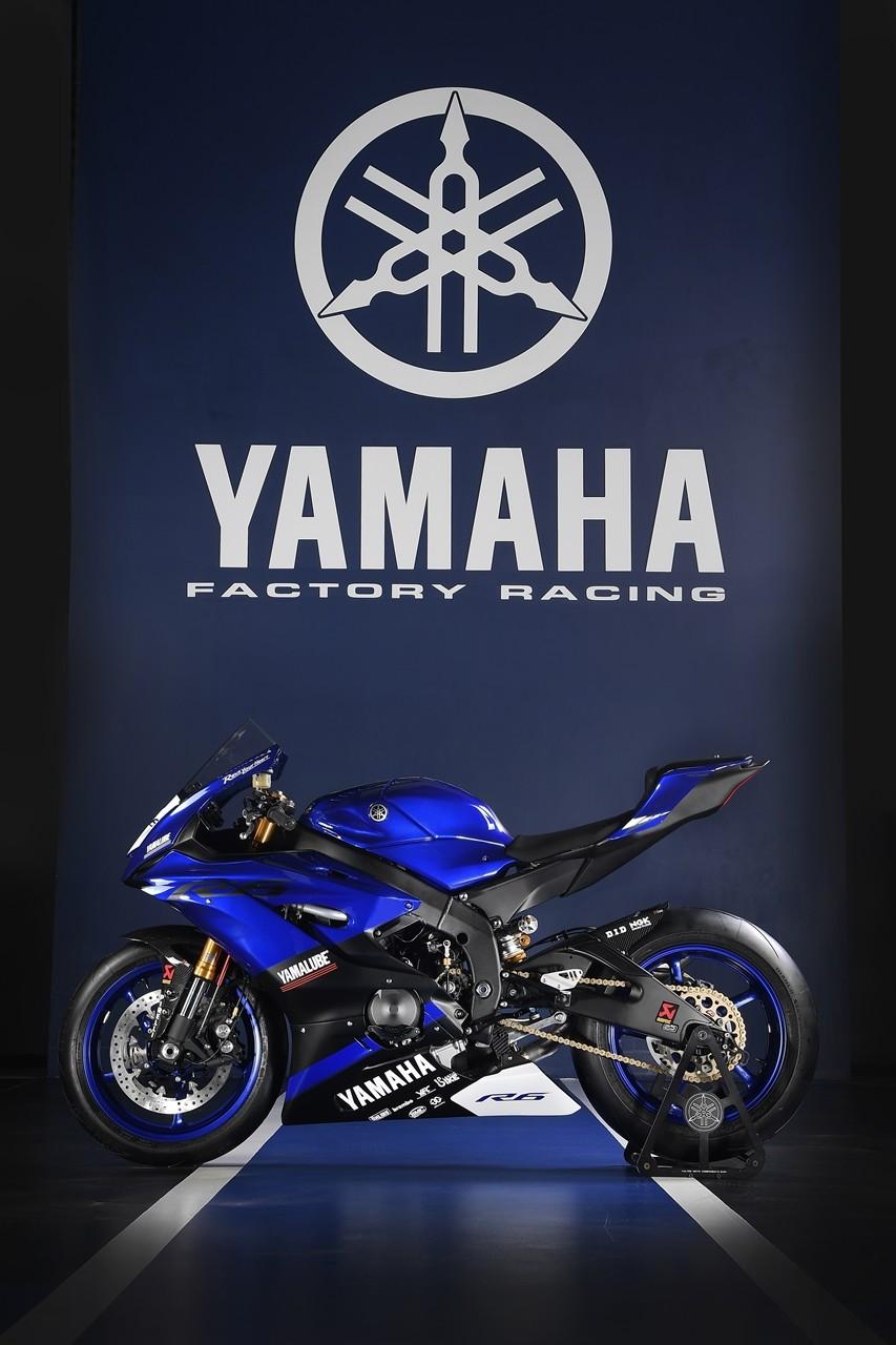 Foto de Yamaha YZF-R6 2017 Race Ready (25/27)