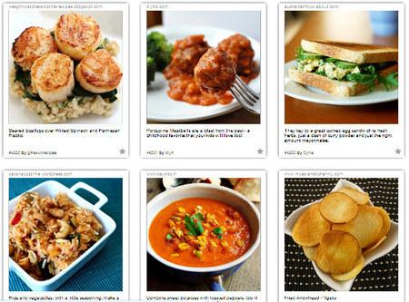 Tastespotting, blog de recetas fotográficas