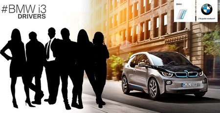 #BMWi3Drivers: comienza la experiencia i3