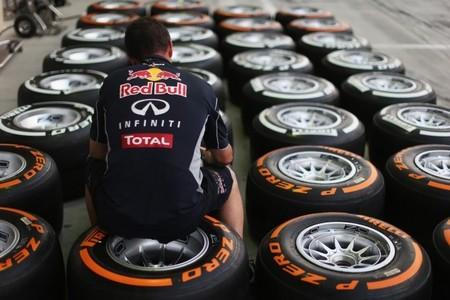 "Christian Horner sale en defensa de Ferrari en el ""Pirelligate"""