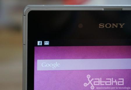 Sony Xperia Z Ultra Esquina