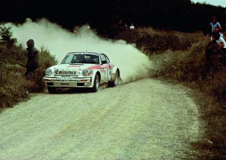Walter Rohrl Porsche de carreras