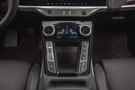 Jaguar I Pace Prueba Consola