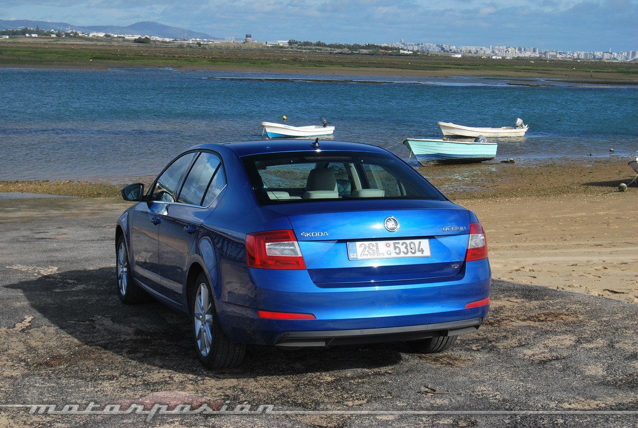 Foto de Škoda Octavia 2013 (presentación) (23/58)