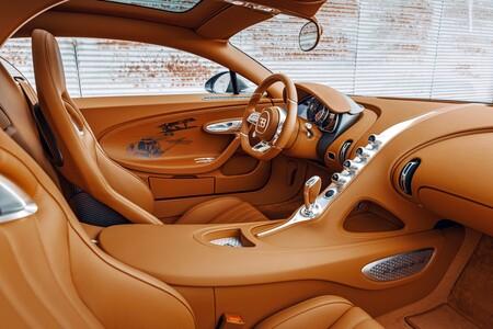 Bugatti Chiron Sport Les Legendes Du Ciel 2021 014