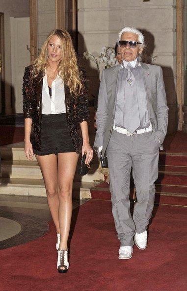 Todos los últimos looks de Blake Lively: una Gossip Girl en París XVI