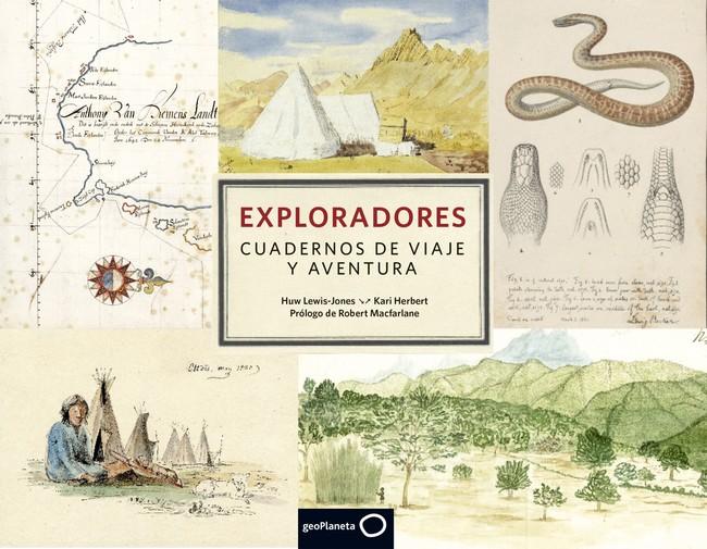 Libros para viajeros en Navidad Exploradores