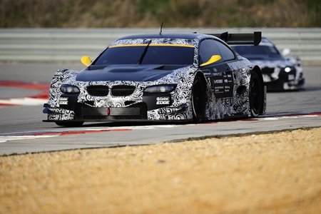 BMW anuncia las formaciones de sus equipos para el DTM
