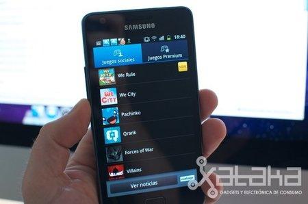 El Samsung Galaxy SII recibirá actualización a Android 4.1 Jelly Bean en febrero
