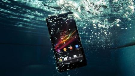 Sony Xperia Zr Pool