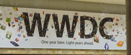 Primeras imágenes de la WWDC desde el Moscone Center de San Francisco