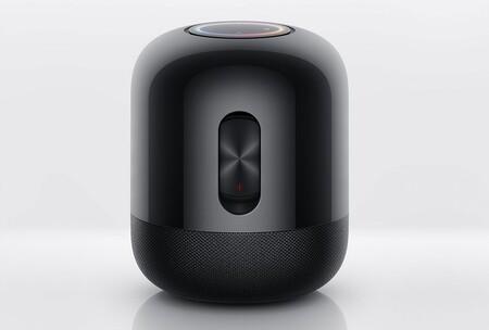 Huawei Sound X disponible en España: así es el altavoz inalámbrico fabricado por Devialet que presume de sonido envolvente