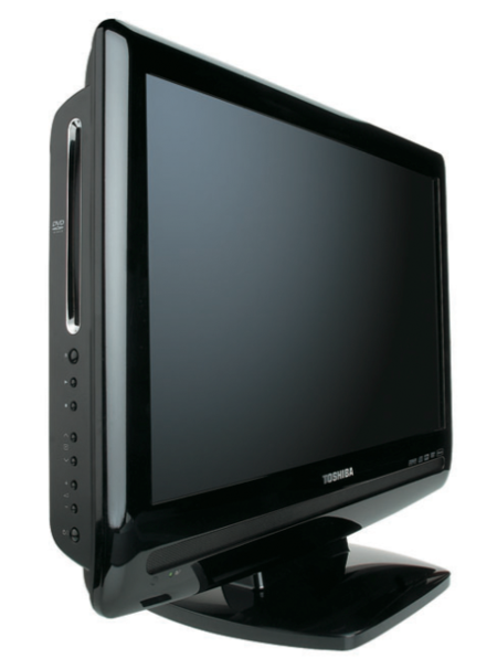 Toshiba refuerza sus productos con DVD [CES 2008]