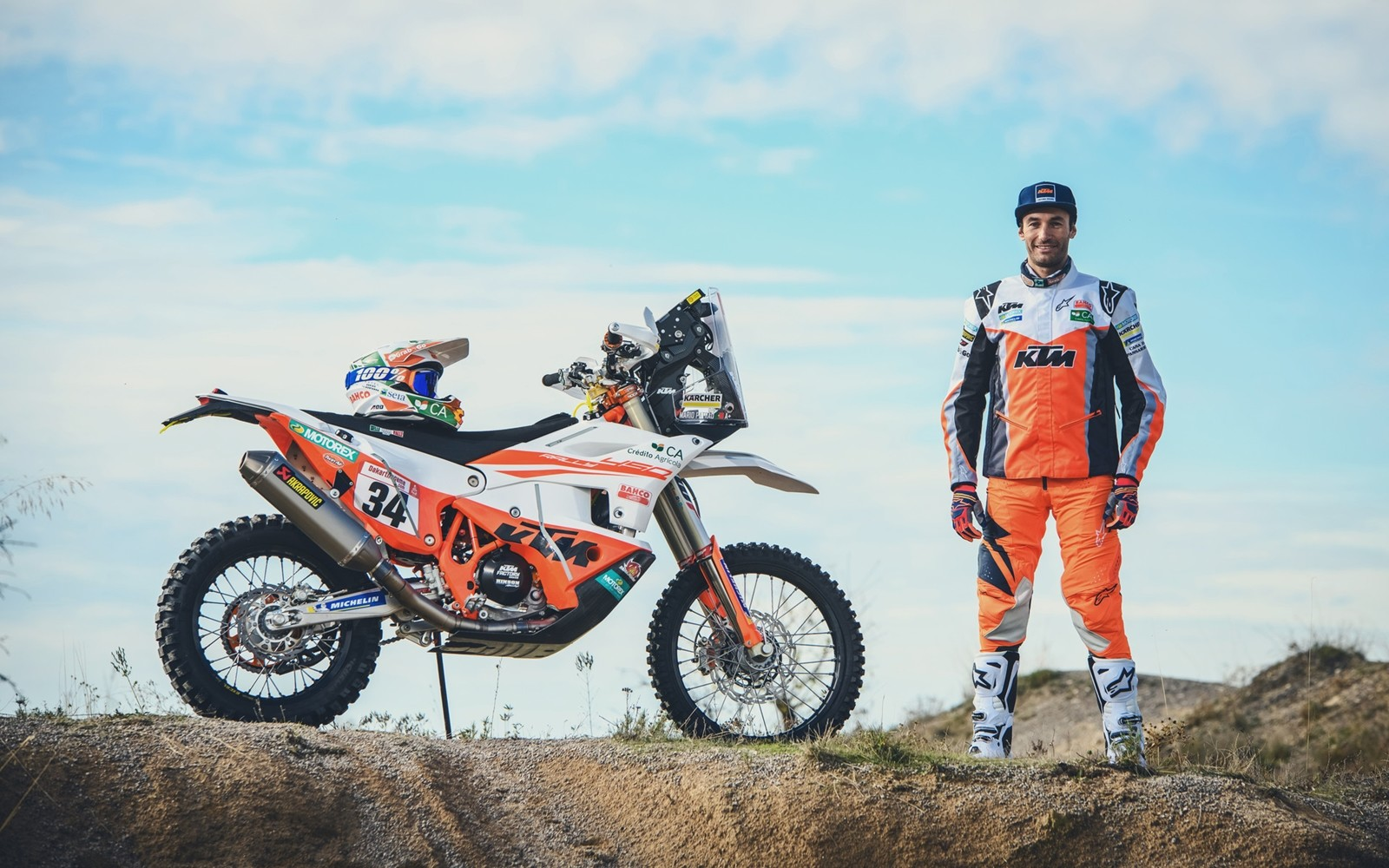 Foto de KTM 450 Rally Dakar 2019 (16/116)