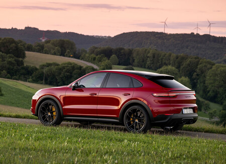 Porsche Cayenne Coupe Gts Prueba 9