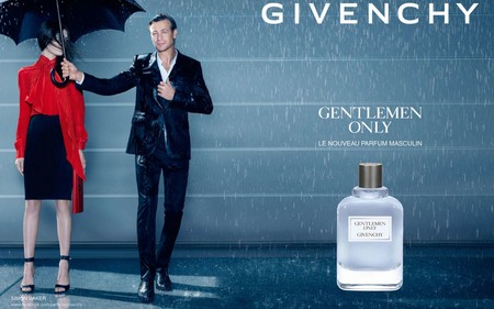 Simon Baker para Gentleman Only de Givenchy