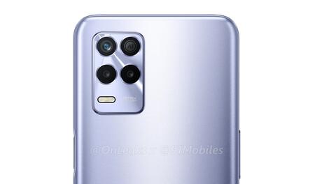 El Realme 8s se filtra con el desconocido Dimensity 810 a bordo, una cámara de 64 MP, carga rápida de 33 W y más
