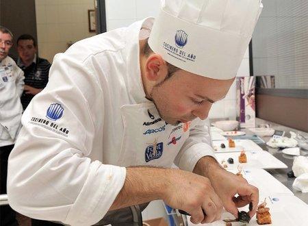 El Concurso Cocinero del Año llega a Santander