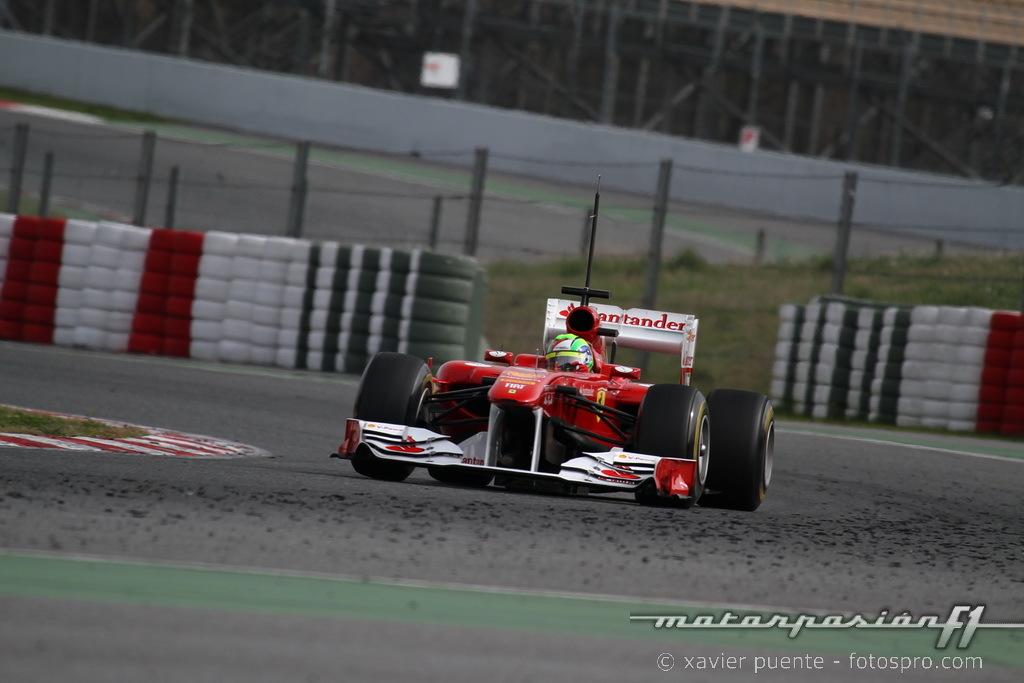 Foto de Entrenamientos Pretemporada 2011 - Circuit de Catalunya (II) - Miercoles (46/50)