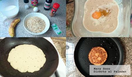 Hotcakes Pasos