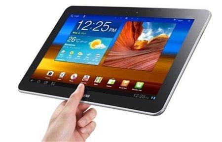 Apple bloquea las ventas de la 'tablet' de Samsung y de una empresa valenciana