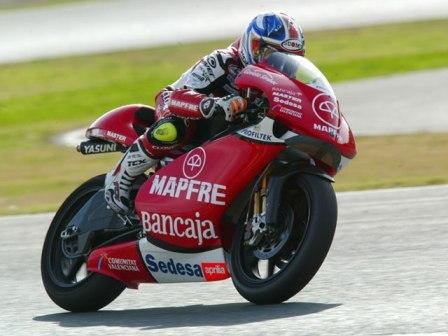 Álvaro Bautista y Bradley Smith, los más rápidos del segundo día en Jerez