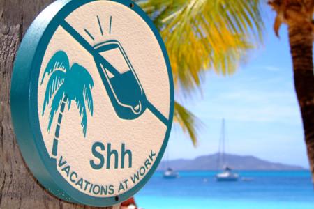La naciente industria de los viajes sin posibilidad alguna de conexión a internet
