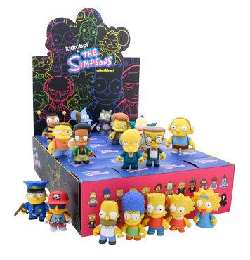 Toys de Los Simpsons