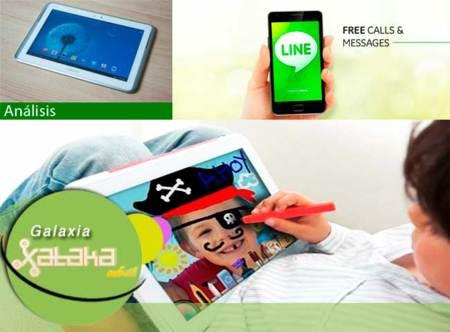 De alternativas a Whatsapp, tablets para niños, televisión a la carta hasta el futuro de los OMVs. Galaxia Xataka Móvil
