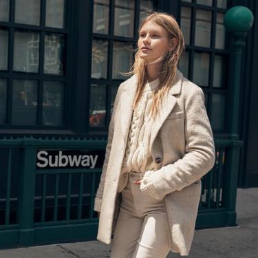 Los abrigos de H&M son perfectos para combinar con los looks diarios de invierno