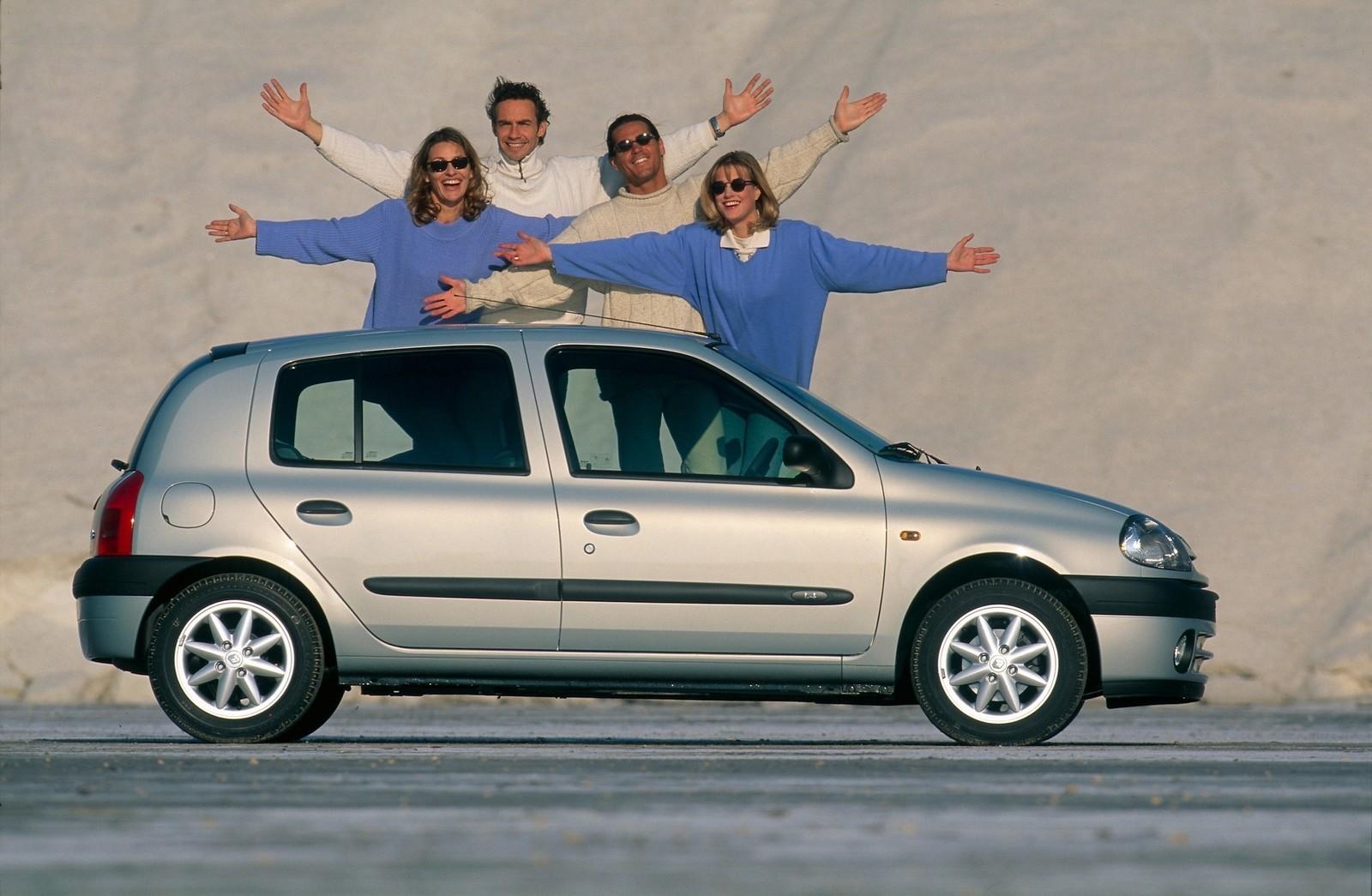 Foto de Renault Clio (1990-2016) (4/31)