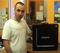 """Nuevo videocast de MacSpain: Aplicaciones PPC bajo Rosetta en MacBook Pro 17"""""""