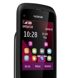 Nokia C2-03 rellena la gama de entrada con estilo