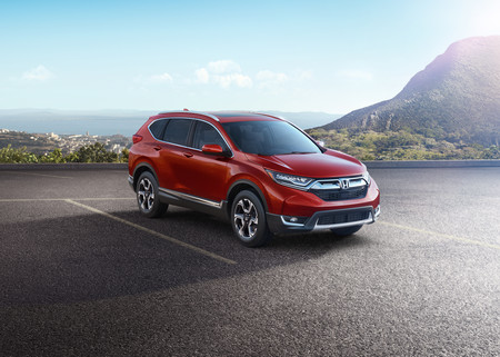 Nuevo Honda CR-V, el Civic de los SUV estrena generación y motor turbo