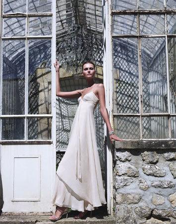 Max Mara lanza una colección para novias