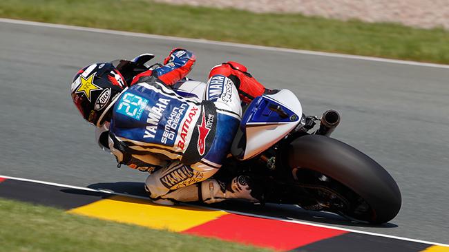 Jorge Lorenzo Sachsenring