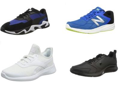 Chollos en tallas sueltas de zapatillas New Balance, Reebok, Puma o Nike por menos de 30 euros en Amazon