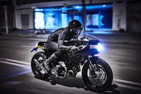 Fuel Strada Ducati Scrambler