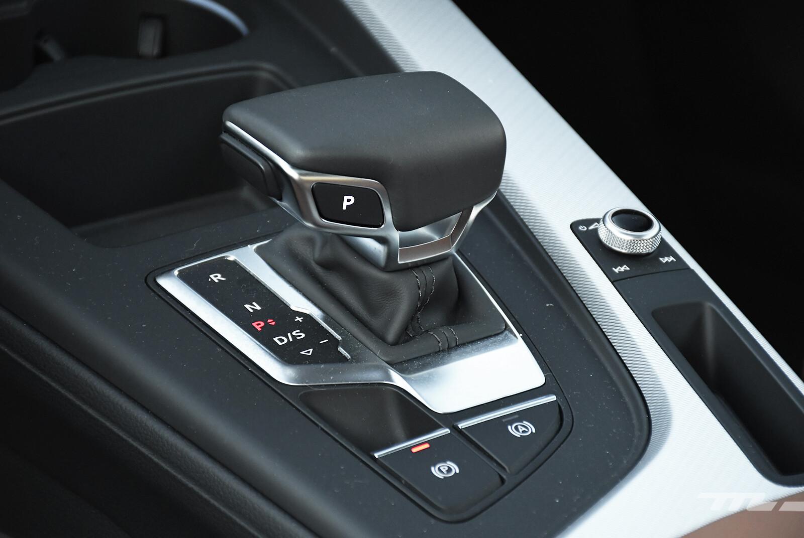 Foto de Audi A4 2021 (prueba) (21/25)
