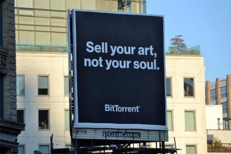 La RIAA acusa a BitTorrent de facilitar las descargas con copyright y les exige tomar medidas