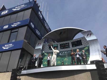 Sexta victoria de Lewis Hamilton en el GP de Canadá de F1. Alonso acaba en la grada
