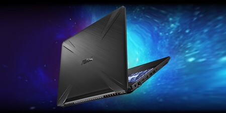 Más barato que en el Prime Day: trabaja y juega con el portátil Asus TUF Gaming FX505DT por 589 euros en eBay