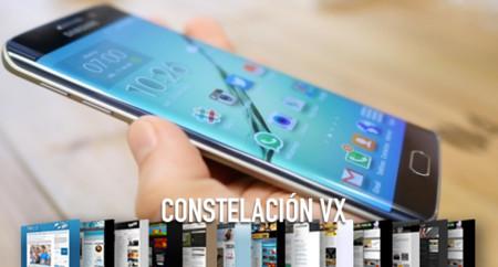 Analizando el Samsung Galaxy S6 Edge y probando el Apple Watch. Constelación VX (CCXXXIV)