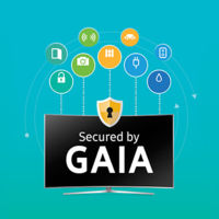 GAIA es el sistema de seguridad para las teles inteligentes de Samsung