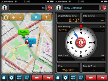 MotionX GPS, para los deportistas aventureros