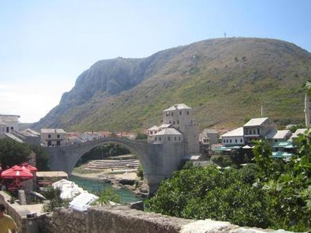 Mostar (Bosnia-Herzegovina): turismo basado en la guerra
