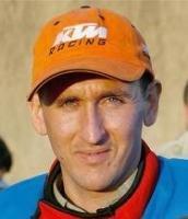 El Dakar se despide de Elmer Symons