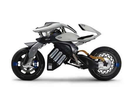 Yamaha Motoroid 2
