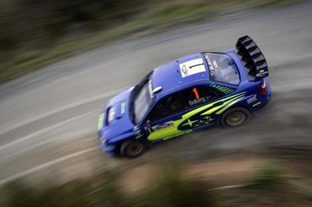 Subaru podría estar dispuesta a volver a la competición