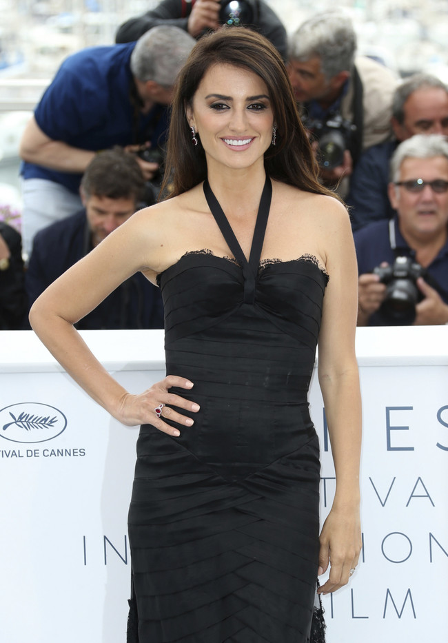 Festival de Cannes 2018: Penélope Cruz vuelve a lucir melenaza para el photocall